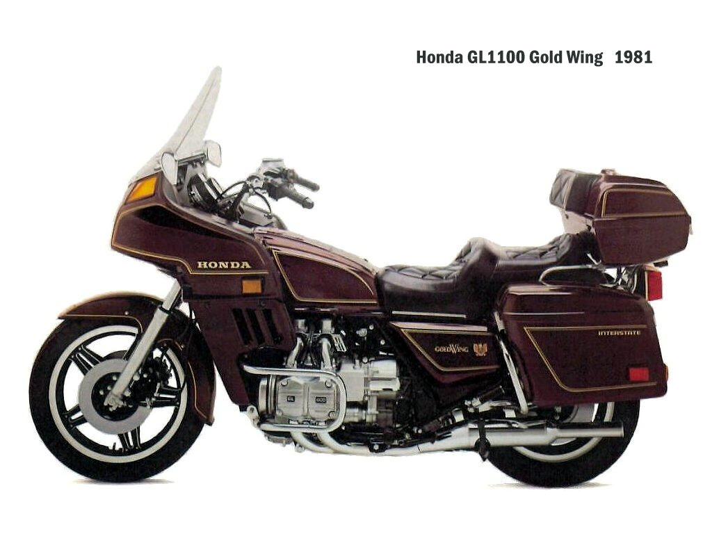 Gl1100 Scotia Wings